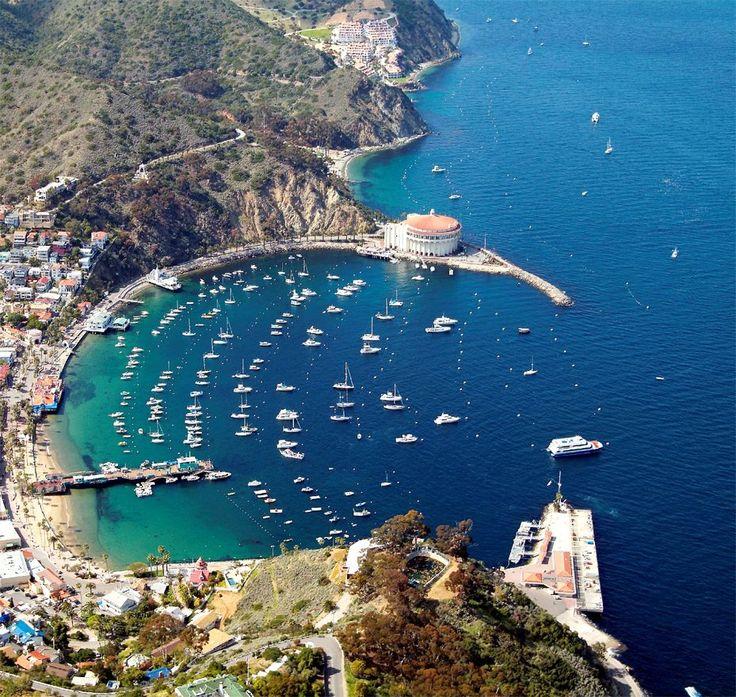 City of Avalon Catalina Island