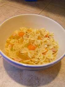 Clever, Crafty, Cookin' Mama: Homemade Chicken Noodle Soup