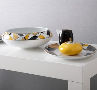 Crafted in Portugal: Vista Alegre Atlantis Porcelain, Crystal