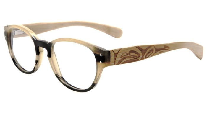 Sitka - Optical Frame - Claudia Alan Inc.