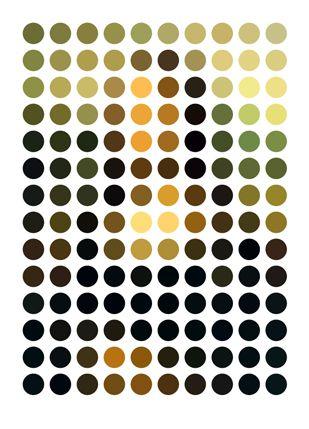 Pixel art, well designed.
