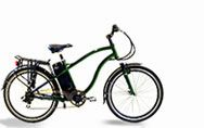Kettler Electric Bike --I want it.  Gives you that extra boost when you need it.