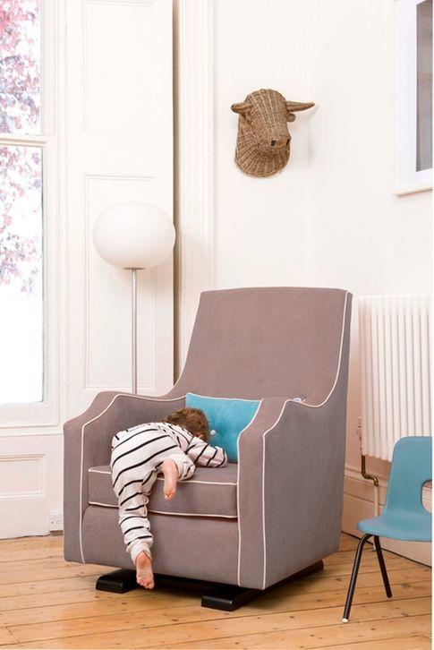 Made in chelsea nursing chair Olli Ella Mo-ma Modern Glider Nursing Chair