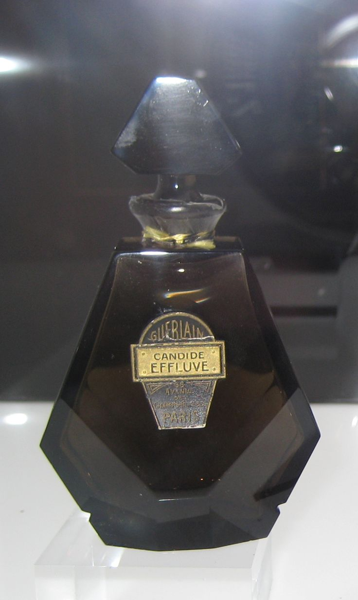 17 Best Images About Guerlain Perfume Bottles On Pinterest