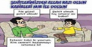 Ο θρησκευτικός ηγέτης της Τουρκίας καλεί μικρά παιδιά να σκοτωθούν ως μάρτυρες του Αλλάχ!