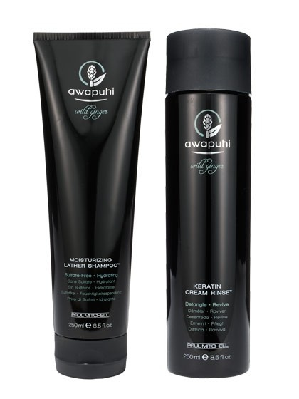 Paul Mitchell Awapuhi shampoo & conditioner. Best products ever!!!