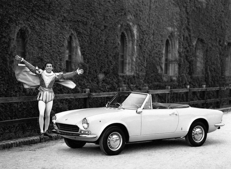 Fiat 124 Sport Spider (AS) '1966–70