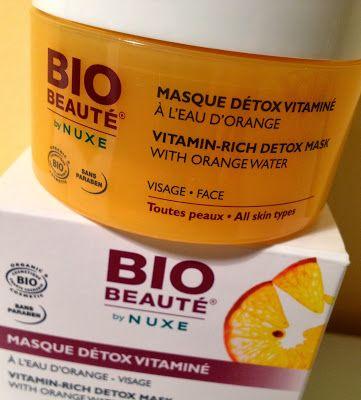 Masque Détox Vitaminé Bio-Beauté By Nuxe