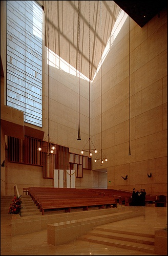 Cathedral of Our Lady of the Angels - Los Angeles, EUA