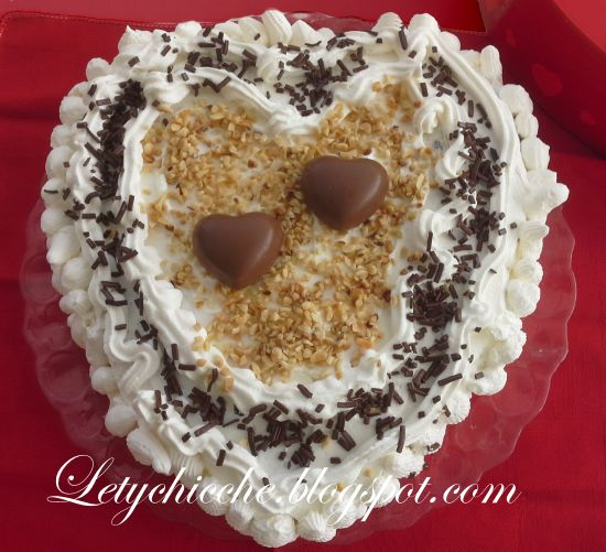 Letychicche: Torta San Valentino