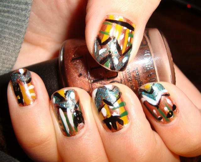 20 best Native nail art images on Pinterest | American nails, Native ...