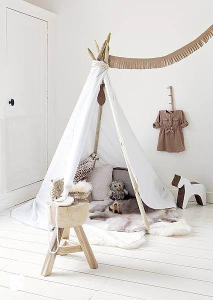 Pokój dziecka styl Skandynawski Pokój dziecka - zdjęcie od Urszula77