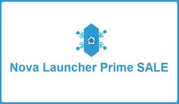 Nova Launcher Prime SALE es el lanzador personalizable mas original y más pulido para Android en la actualidad, con miles de temas, iconos, fondos y animaciones para elegir, simplemente la mejor opción para cambiar el aspecto visual de tu viejo y antiguo sistema android.
