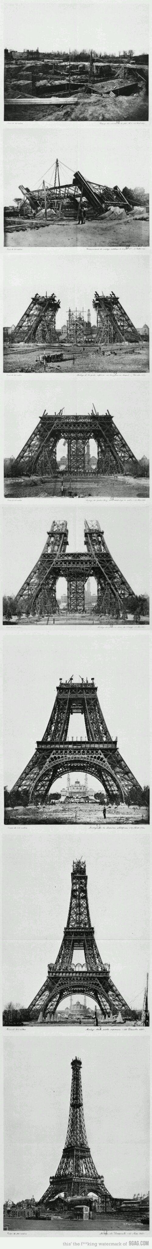 Costruzione della Torre Eiffel:  http://vincenzocantone.wordpress.com/2012/12/13/costruzione-della-torre-eiffel/