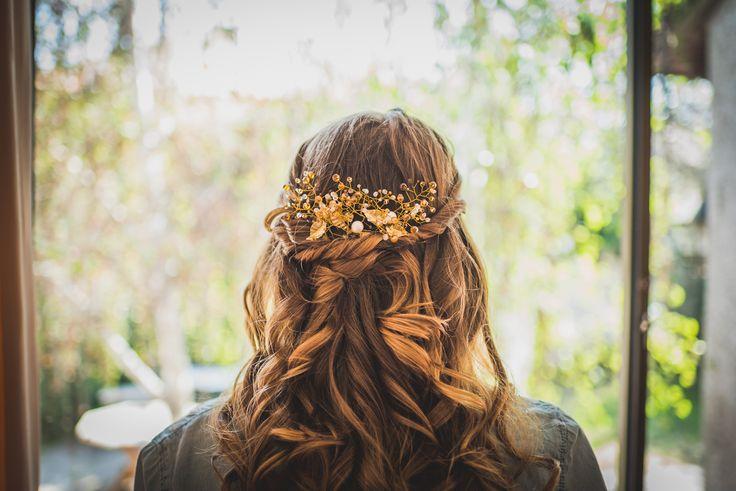 tocados, peinado de novia, bride hairstyle, natural hair