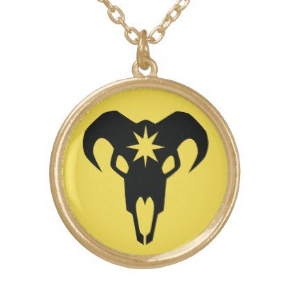 Vengeance Gold Plated Necklace - jewelry jewellery unique special diy gift present