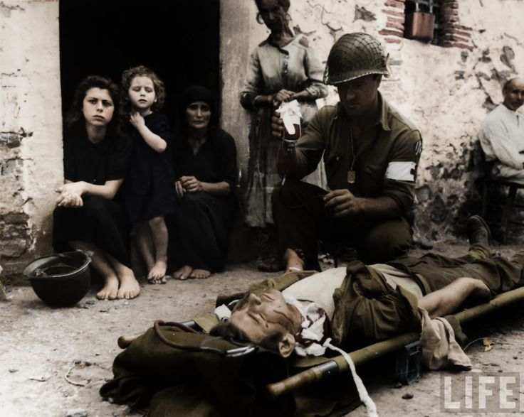 WWII a Colori / WWII in Color - WWII - Seconda Guerra Mondiale