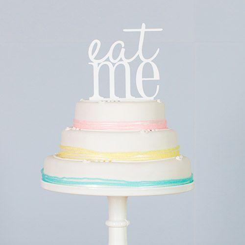Low Budget Wedding Ideas: Rock My Cake DIY Budget Wedding Cake Ideas