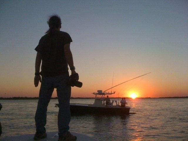 Taken in 2011 on a photo shoot for Egret Boat Company.: Photos I Ve, Egret Boat