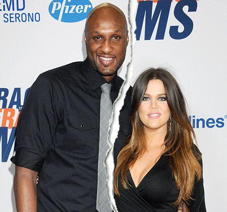 Khloe Kardashian Files for Divorce From Lamar Odom - Us Weekly