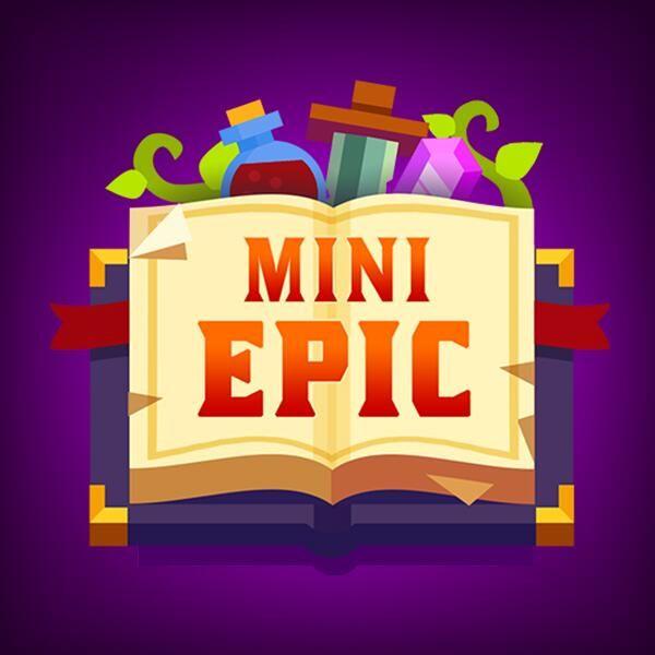 MiniEpic Logo. www.MiniEpic.com
