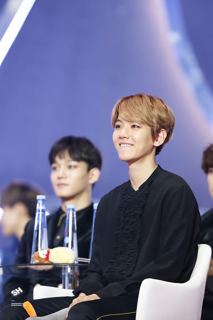 Baekhyun - 170114 31st Golden Disk Awards Credit: 내 마음의 봄. (제31회 골든디스크 어워즈)