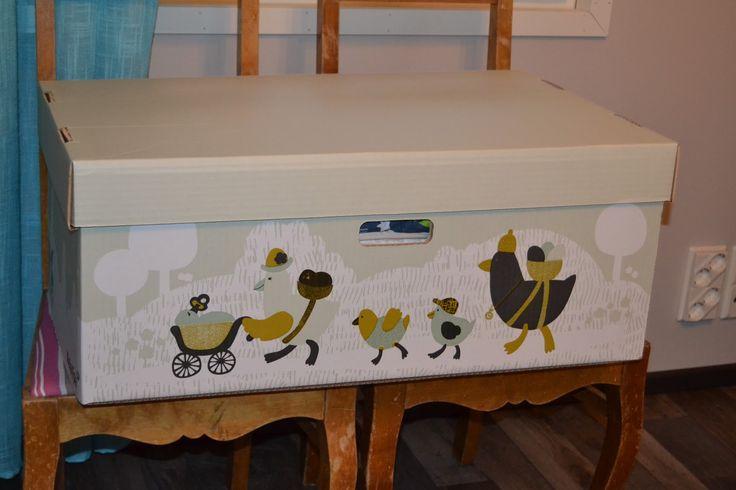 Villa Emmassa: Vauvan huoneen sisustelua...