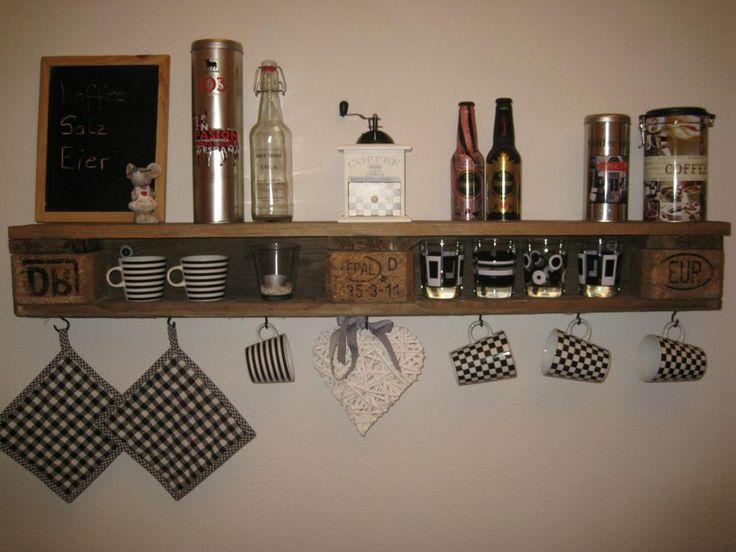 1000 bilder zu wohn und dekoideen auf pinterest for Deko küchenregal