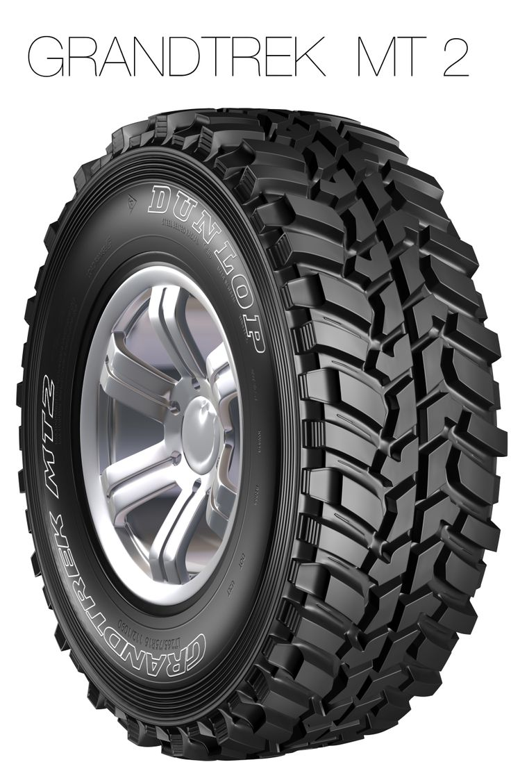This tyre was designed to deliver excellent traction and performance in off-road conditions.
