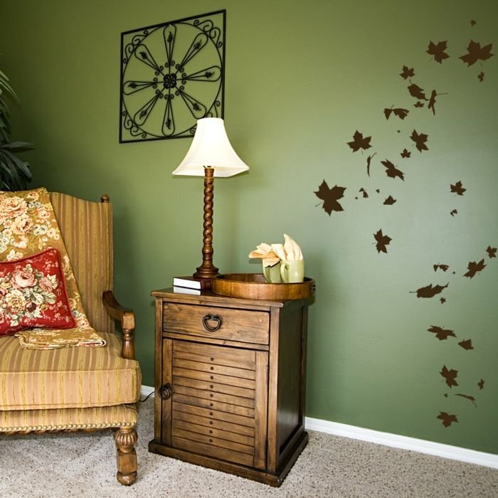 1001 ideas de vinilos decorativos para tu interior comedor dise o de interiores - Vinilos decorativos para comedor ...