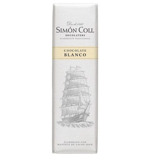 Simon Coll 18g. Ciocolata alba FARA GLUTEN