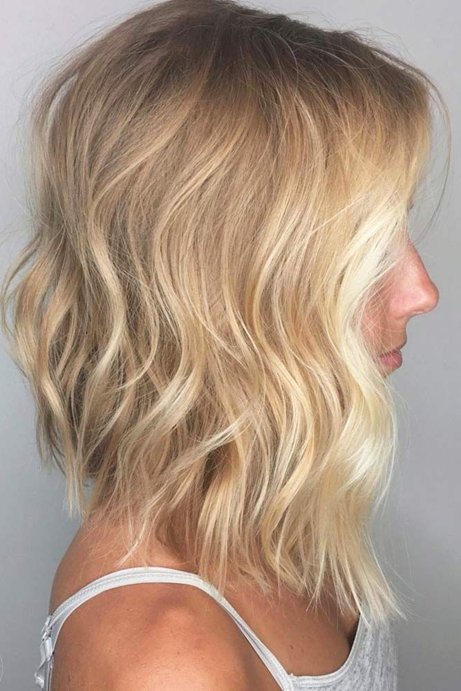 Three Day Style Guide For Long Bob Hairstyles Long Bob Hairstyles Hair Styles Wavy Hairstyles Medium