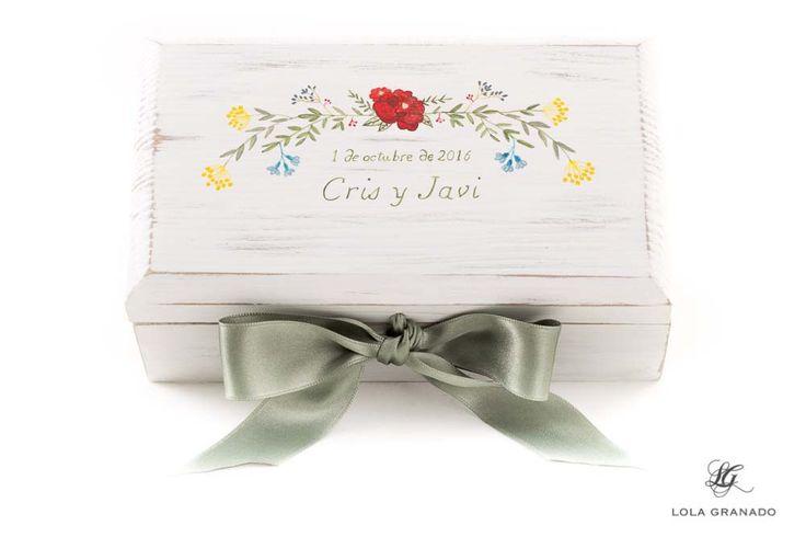 Caja conjunta Cris y Javi
