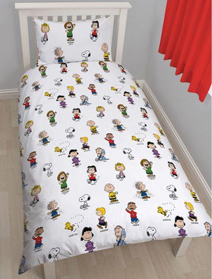 ΠΑΙΔΙΚΟ ΔΩΜΑΤΙΟ - Παπλωματοθήκες - Κουρτίνες :: Παιδικές Παπλωματοθήκες / Μαξιλαροθήκες :: Παπλωματοθήκη Σετ Παιδική, Σνούπι (Snoopy), Τσάρλυ Μπράουν (Charlie Brown), σχέδιο Πίνατς (Peanuts) - http://www.memoirs.gr/