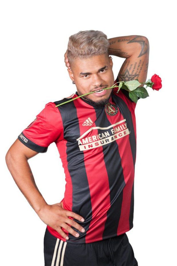 half off aa00a 298a2 MLS apologizes to Atlanta United player for releasing ...