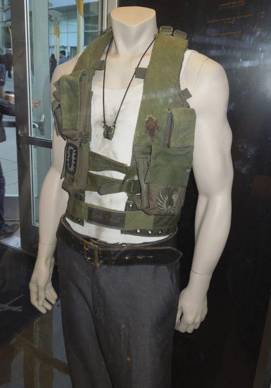 White House Down Channing Tatum costume
