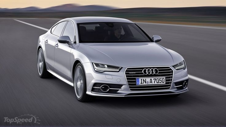 2017 Audi A7  Pictures