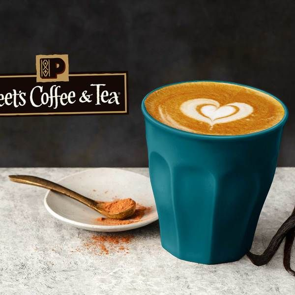 Peet S Coffee Launches Vegan Oat Milk Horchata Lattes Nationwide In 2020 Horchata Oat Milk Latte