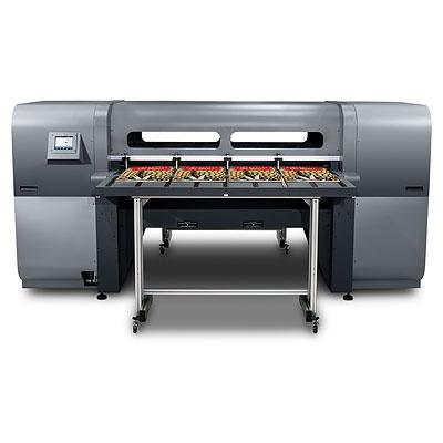 HP Flatbed UV Printer
