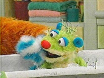 17 Best Images About Bear In The Big Blue House On Pinterest