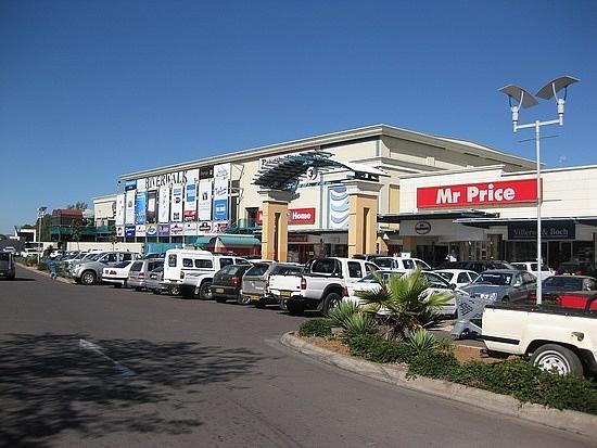 Riverwalk mall. Gaborone, Botswana. Definitely missing the Primi Piatti and Keg & Zebra!