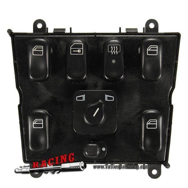 Consola Panel de Control Interruptores Ventanillas Eléctricas Para MERCEDES ML430 ML320 ML55 98-03 - 46,01€ - TUTIENDARACING - ENVÍO GRATUITO EN TODAS TUS COMPRAS