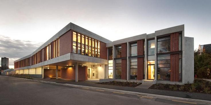 Landscape Architecture Building at Lincoln University