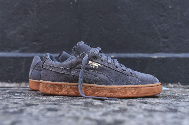 "Puma Suede Winter ""Steel Grey/Gum"" - EU Kicks: Sneaker Magazine"