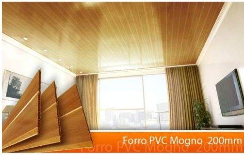 Forro PVC Mogno