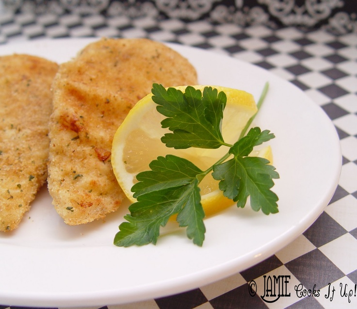 I do need to incorporate more fish into my diet. Let's try pan fried tilapia.
