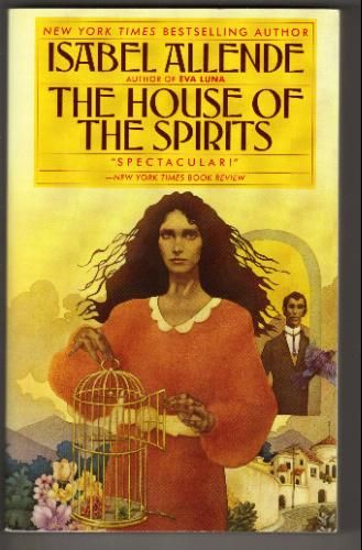 The House of the Spirits is Allende's most famous novel,   written in 1982.