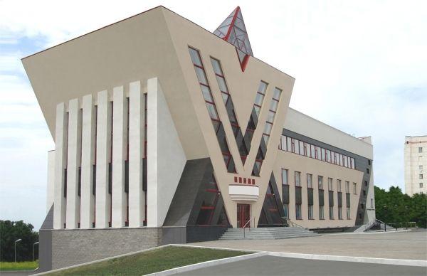 ЗАО ТАФ «Архпроект» СА РБ, г.Уфа - Еврейский культурный центр по ул. Блюхера в г.Уфе