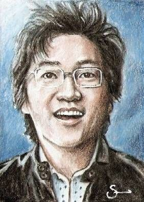 Masi Oka as Hiro Nakamura by *scotty309 on deviantART