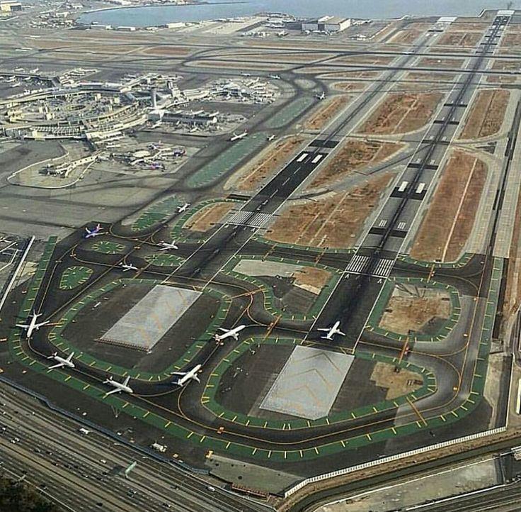 Photo Ideas Runway Airports Aircraft Landing Airplanes